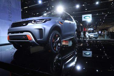 Jaguar Land Rover traslada producción de su modelo Discovery a Eslovaquia