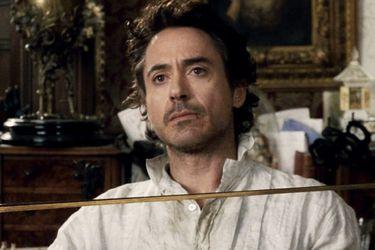 Robert Downey Jr quiere hacer un universo cohesionado a partir de su próxima película de Sherlock Holmes