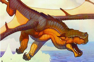 Ava DuVernay producirá una serie animada basada en Wings of Fire para Netflix