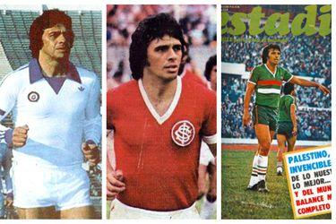 Tres veces mejor de América, más mundiales con Chile y un increíble título con Palestino: los hitos de Don Elías