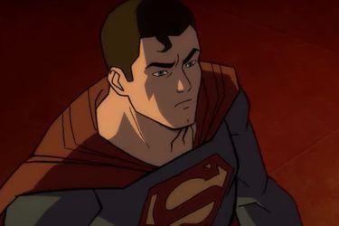 La nueva película animada de Superman presentó su primer tráiler