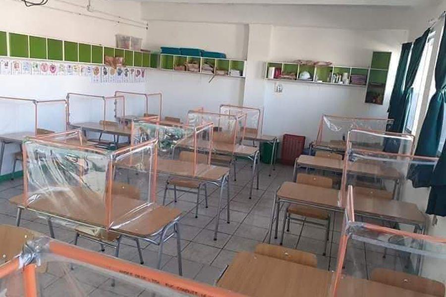 REGRESO A CLASES ANTES DE LO ESPERADO