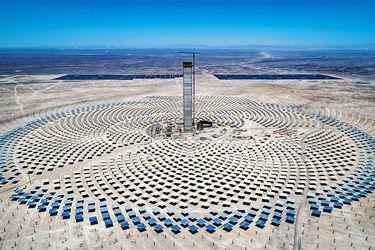 Energía fotovoltaica de concentración: la clave para descarbonizar