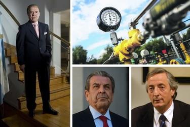 Carlos Menem y el protocolo de acuerdo por el gas que luego generó roces diplomáticos entre Chile y Argentina