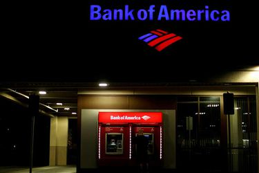 Bank-of-America Merril Lynch//Foto: Reuters