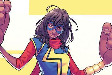 Marvel Studios ya eligió a los directores para la serie de Ms. Marvel