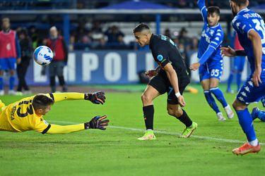Regreso triunfal: La notable asistencia de Alexis abre la ruta de la victoria de Inter en Empoli