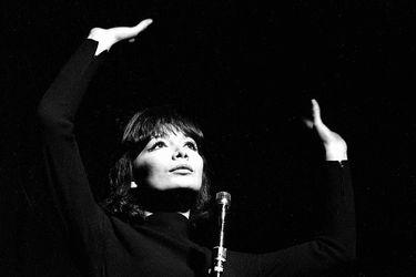 Murió Juliette Gréco, reina de la chanson, a los 93 años