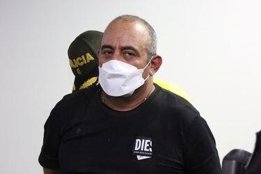 Gobierno de Colombia señala que narcotraficante recién capturado será extraditado a EE.UU.