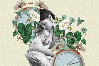 Lactancia prolongada: Qué pasa si se extiende por sobre los seis meses