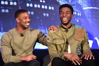 """Michael B. Jordan publicó un emotivo homenaje a Chadwick Boseman: """"Ojalá hubiésemos tenido más tiempo"""""""