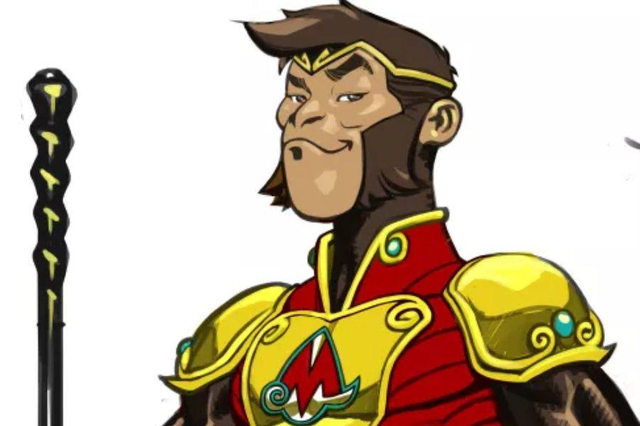 Conozcan a Monkey Prince, el nuevo superhéroe de DC Comics - La Tercera