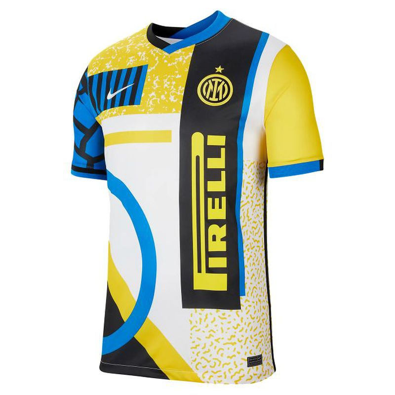 El Inter ocupara una nueva camiseta para el partido contra la Roma.