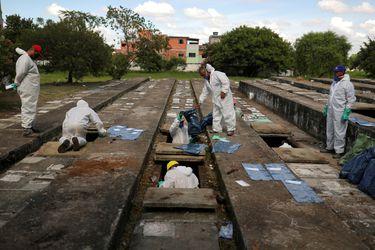 América Latina y el Caribe superan los 800 mil fallecidos por Covid-19
