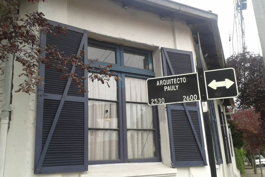 Calle Arquitecto Pauly