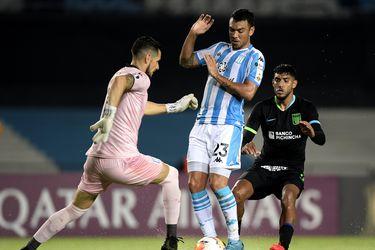 Arias, el que más jugó; Chelo Díaz, el más preciso: así le fue a la legión chilena en la liga argentina