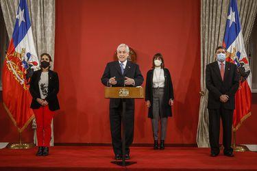 ¿Improcedente o necesario?: Expresidentes del Senado y la Cámara enjuician propuesta de Piñera para frenar proyectos inconstitucionales