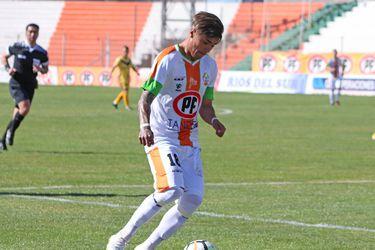 Juan Carlos Gaete es liberado de la Sub 23 por lesión
