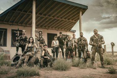 El universo de Army of the Dead de Zack Snyder se expande en Netflix