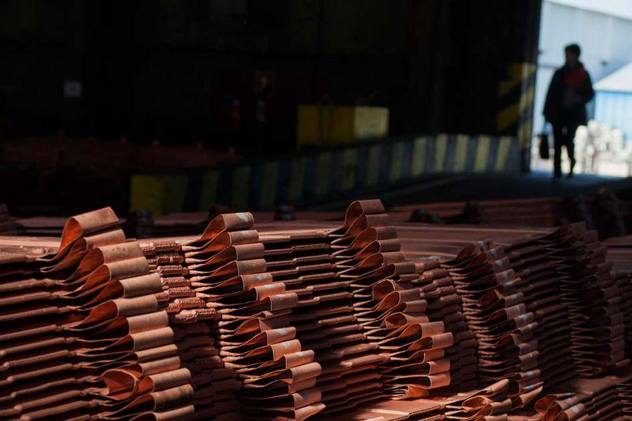 KGHM, minería, cobre