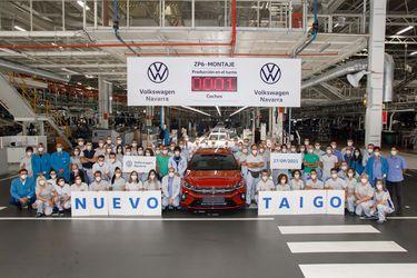 Arranca en España la producción del Volkswagen Taigo, el 'Nivus europeo'