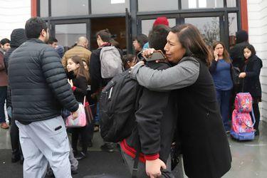 Armas en colegios: 146 denuncias en 2018, casi el doble que el año anterior