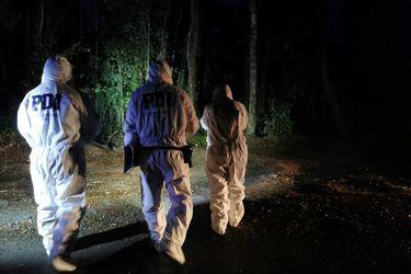 Amplían detención de imputados por secuestro con homicidio en la ruta Liquiñe Neltume