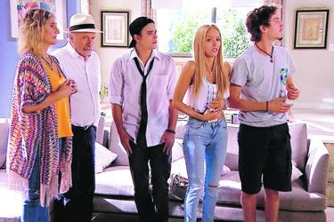 Cinco canales compiten por la batalla del rating vespertino