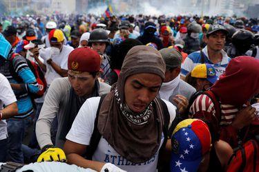 madre de las marchas venezuela