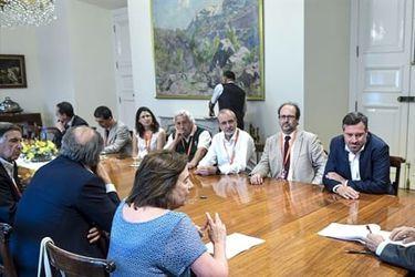 """Las otras """"señales"""" del centro político a Sichel: Progresismo con Progreso asegura que podría """"aglutinar"""" a ese sector"""