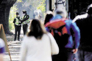 Llamados a Carabineros por violencia física contra las mujeres crecen en 19%