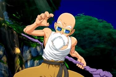 Dragon Ball FighterZ: Ya está aquí el tráiler de presentación de Maestro Roshi