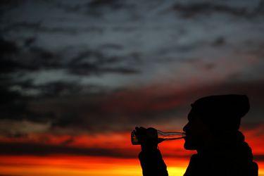 Corona Sunset en Farellones