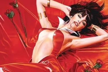 Los derechos para películas y series de Vampirella han sido vendidos