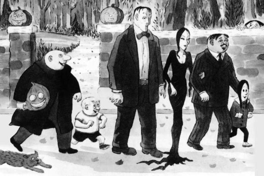 Los Locos Addams Como Es La Version Animada De La Cinta Que Llega Esta Semana A Cines La Tercera