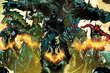 Scott Snyder no descarta una secuela de Dark Nights: Metal