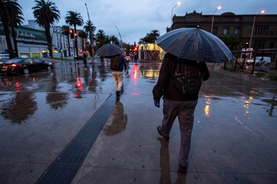 Sistema frontal, lluvias, precipitaciones