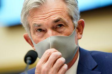 Powell advierte que recuperación de la economía estadounidense es altamente incierta