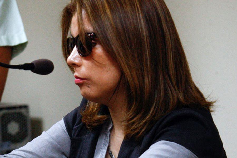 Nabila Rifo declara en el juicio contra Mauricio Ortega