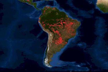 Amazonía NASA