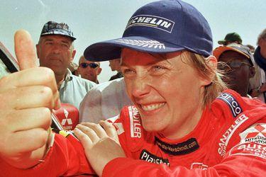 Al cine la vida de Jutta Kleinschmidt, la única mujer que ha ganado el Dakar