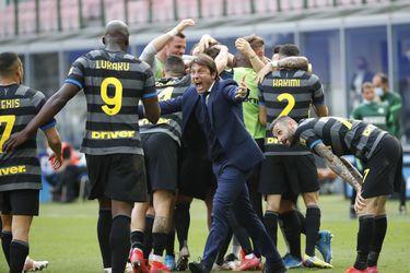 """Antonio Conte, técnico de Inter de Milán: """"Esta victoria vale el 95% del título"""""""
