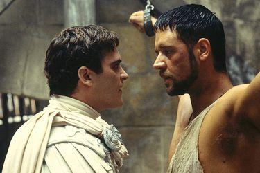 Cómodo, el otro papel legendario de Joaquin Phoenix