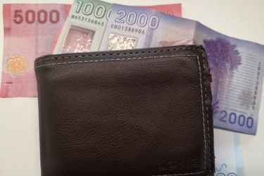Pesos chilenos billetera