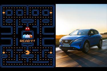 Nissan se une a los diseñadores del Pac-Man para crear el sonido de sus autos eléctricos