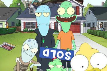 Mira el primer tráiler de Solar Opposites, la nueva serie del co-creador de Rick y Morty