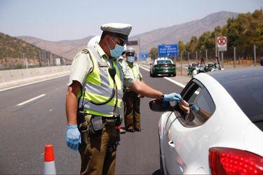 Balance de carreteras: 261 mil vehículos salieron de la capital hasta el sábado y 624 fueron retornados por no cumplir normas sanitarias