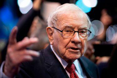 Berkshire Hathaway de Warren Buffett se deshace acciones bancarias