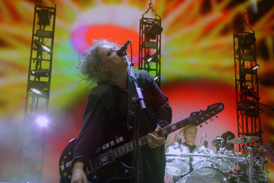 THE CURE ANNIVERSARY 1