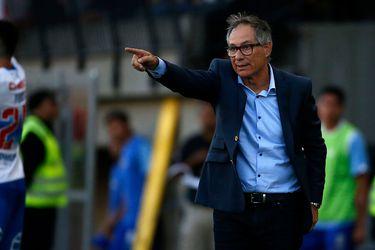 """Holan ya piensa en Inter: """"Es un rival duro, está tratando de cambiar su estilo de juego"""""""